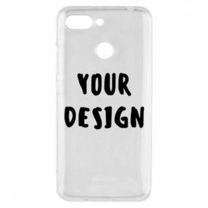 Phone case for Xiaomi Redmi 6 Your design
