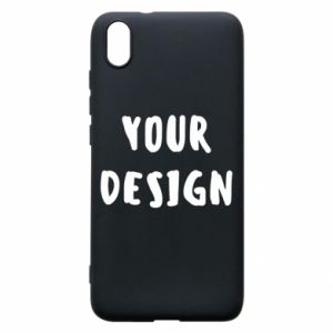 Phone case for Xiaomi Redmi 7A Your design
