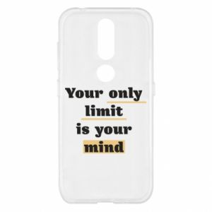 Nokia 4.2 Case Your only limit is your mind
