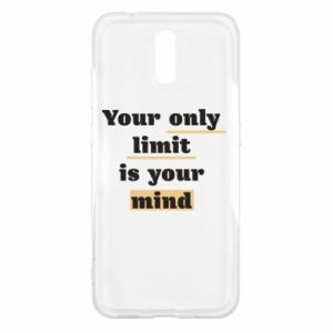 Nokia 2.3 Case Your only limit is your mind