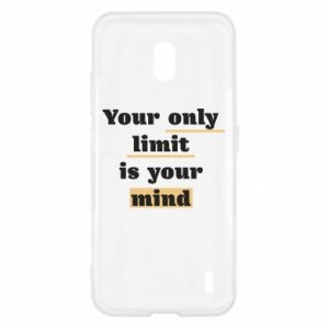 Nokia 2.2 Case Your only limit is your mind