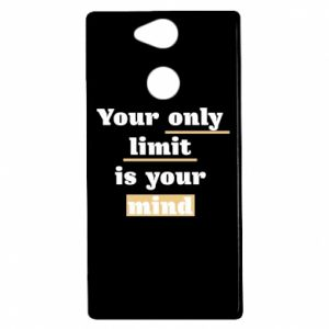 Sony Xperia XA2 Case Your only limit is your mind