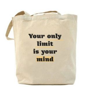 Torba Your only limit is your mind
