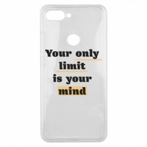 Etui na Xiaomi Mi8 Lite Your only limit is your mind