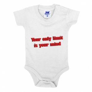 Body dla dzieci Your only limit is ...