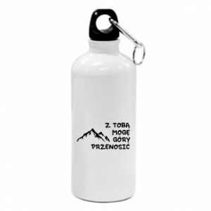 Flask With you I can move mountains