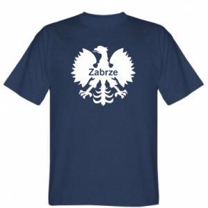 Koszulka męska Zabrze heraldyczny orzeł