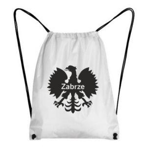 Plecak-worek Zabrze heraldyczny orzeł