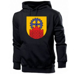 Men's hoodie Zabrze coat of arms
