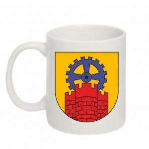 Mug 330ml Zabrze coat of arms