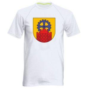 Koszulka sportowa męska Zabrze herb