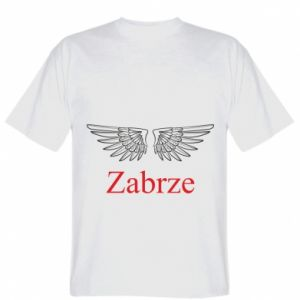 T-shirt Zabrze wings