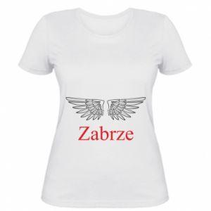 Women's t-shirt Zabrze wings