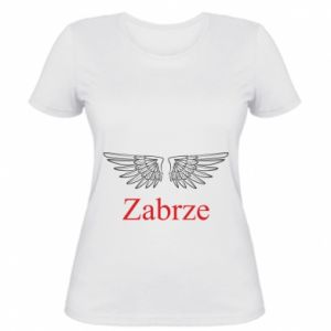 Damska koszulka Zabrze skrzydła