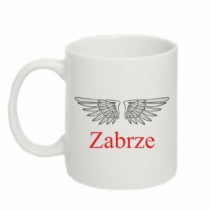Mug 330ml Zabrze wings