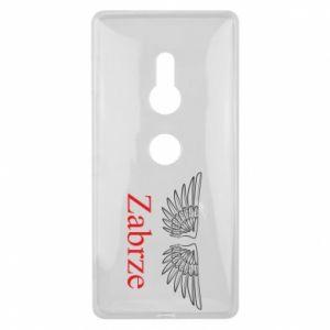 Sony Xperia XZ2 Case Zabrze wings