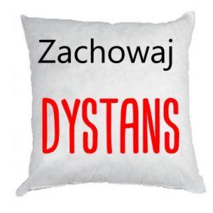Pillow Keep distance - PrintSalon