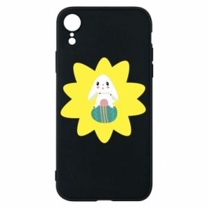 iPhone XR Case Easter bunny