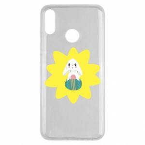Huawei Y9 2019 Case Easter bunny