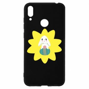 Huawei Y7 2019 Case Easter bunny