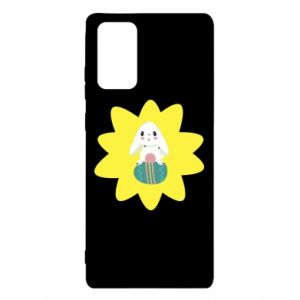 Samsung Note 20 Case Easter bunny