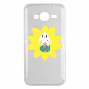 Samsung J3 2016 Case Easter bunny