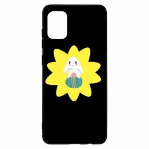 Samsung A31 Case Easter bunny