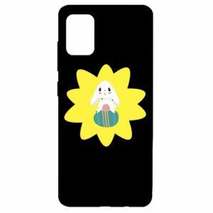 Samsung A51 Case Easter bunny