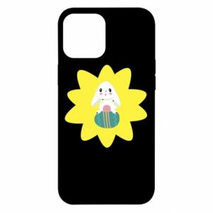 iPhone 12 Pro Max Case Easter bunny