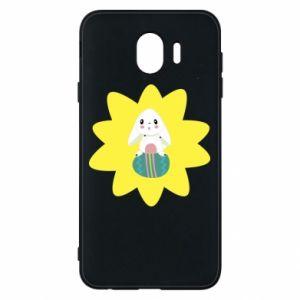 Samsung J4 Case Easter bunny