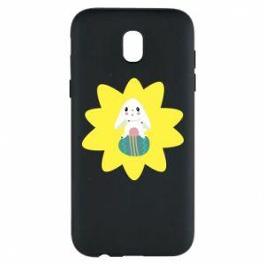 Samsung J5 2017 Case Easter bunny