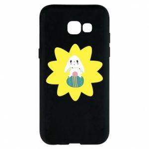 Samsung A5 2017 Case Easter bunny