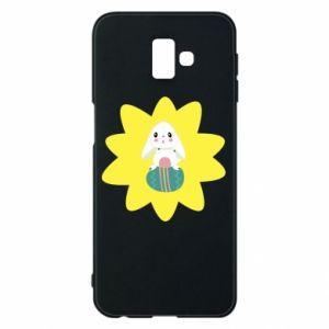 Samsung J6 Plus 2018 Case Easter bunny