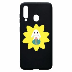 Samsung A60 Case Easter bunny
