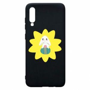 Samsung A70 Case Easter bunny