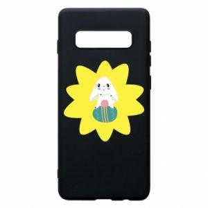Samsung S10+ Case Easter bunny