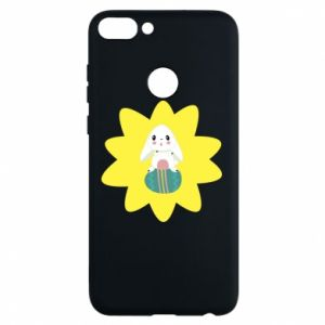 Phone case for Huawei P Smart Easter bunny