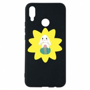 Huawei P Smart Plus Case Easter bunny