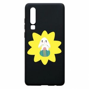 Huawei P30 Case Easter bunny