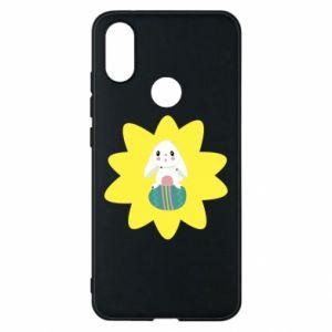 Phone case for Xiaomi Mi A2 Easter bunny