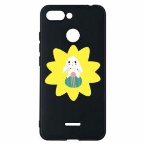 Phone case for Xiaomi Redmi 6 Easter bunny