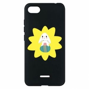 Xiaomi Redmi 6A Case Easter bunny