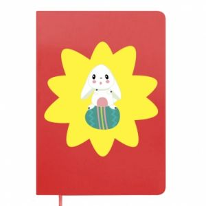 Notepad Easter bunny