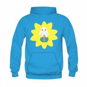 Kid's hoodie Easter bunny