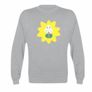 Kid's sweatshirt Easter bunny