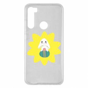 Xiaomi Redmi Note 8 Case Easter bunny