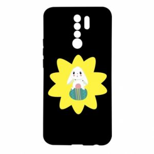 Xiaomi Redmi 9 Case Easter bunny