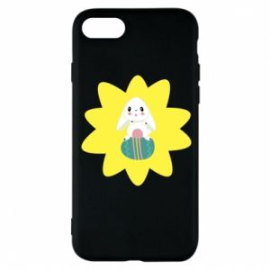 iPhone 8 Case Easter bunny