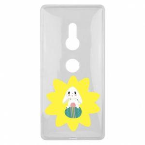 Sony Xperia XZ2 Case Easter bunny