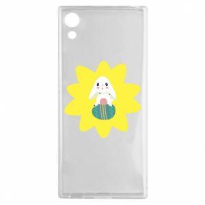 Sony Xperia XA1 Case Easter bunny